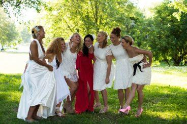 Bröllop på Kräftan 2013